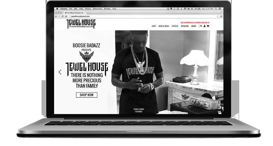 jewel house website macbook