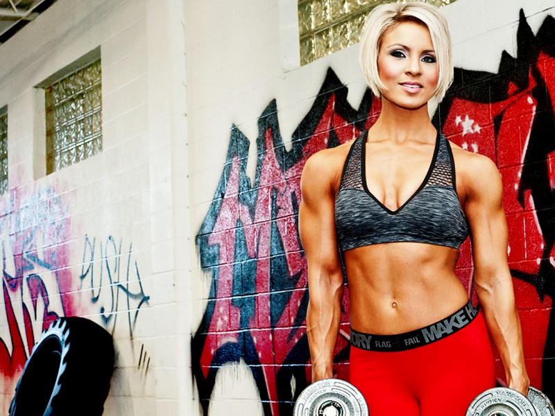 fitness model ashley nordman for nexgen nutrition