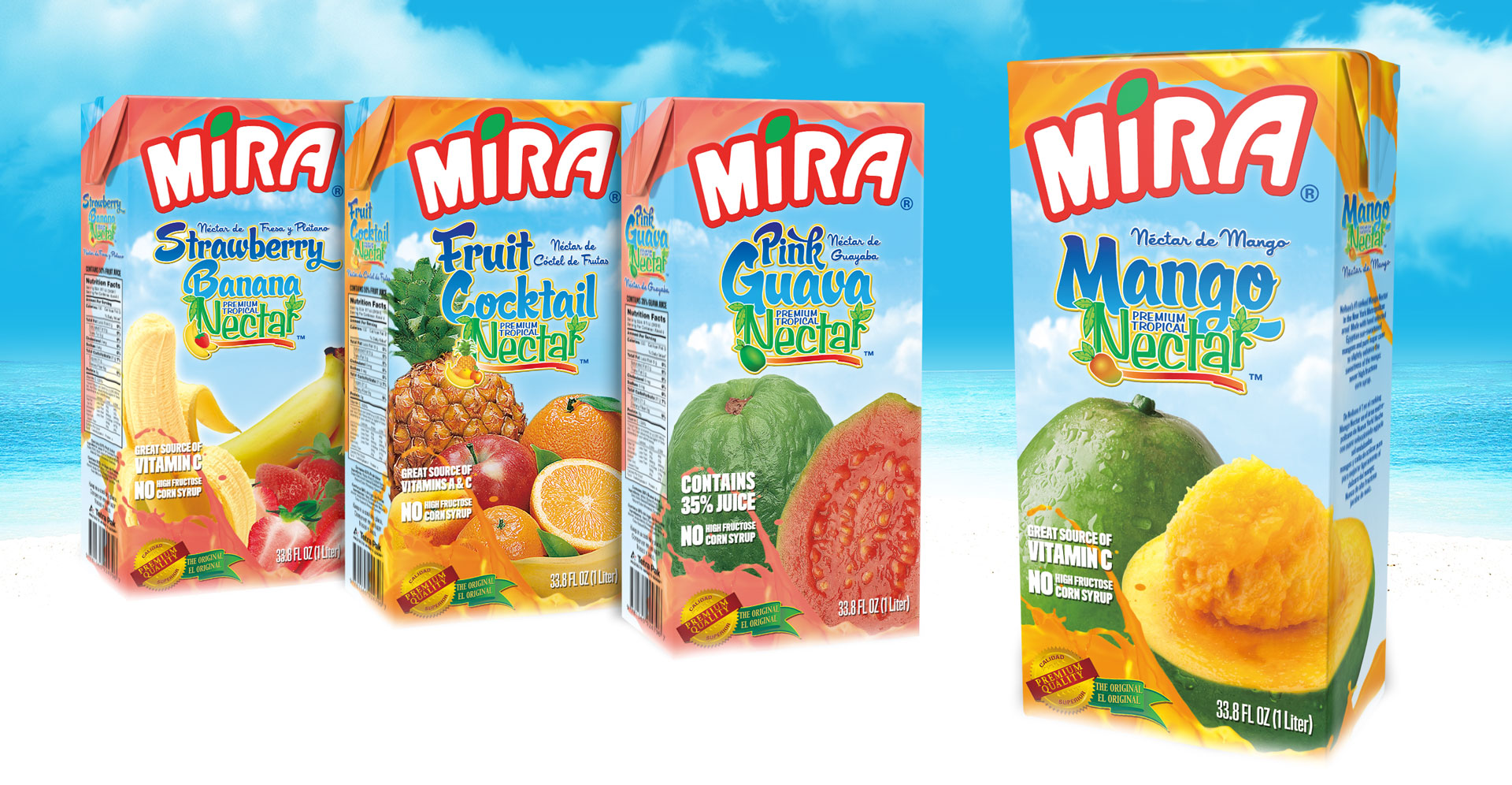 mira packaging