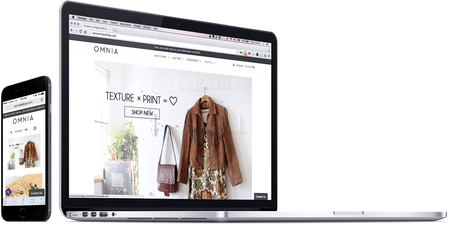 omnia website